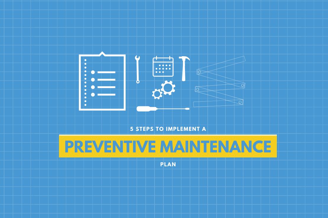 5-Steps-Preventive-Maintenance-Plan